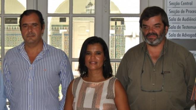 Nilza de Sena em Aljustrel, Castro Verde e Beja