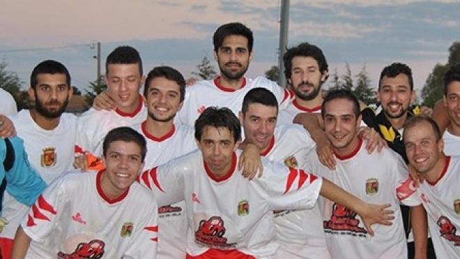 Desportivo vence RVP CUP 30 ANOS