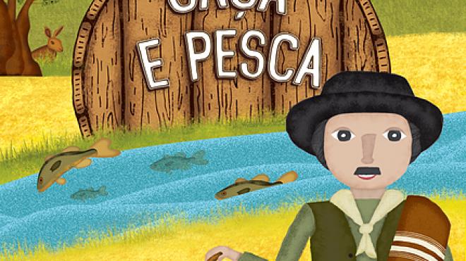 """""""Caça e Pesca"""" é a novidade desta edição da RuralBeja"""