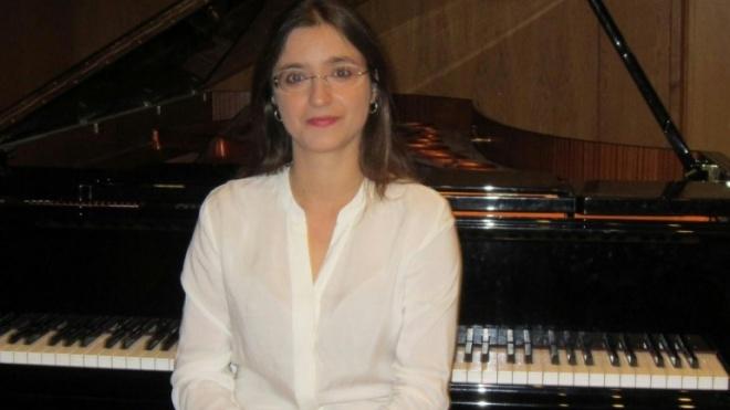 Recital de Piano no Pax-Júlia