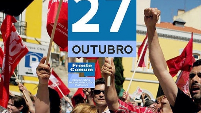 Beja com adesão à greve de mais de 80%