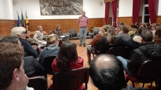 Autarquia de Moura promoveu reunião com comerciantes