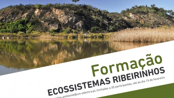 """Acção de formação sobre """"Ecossistemas Ribeirinhos"""""""
