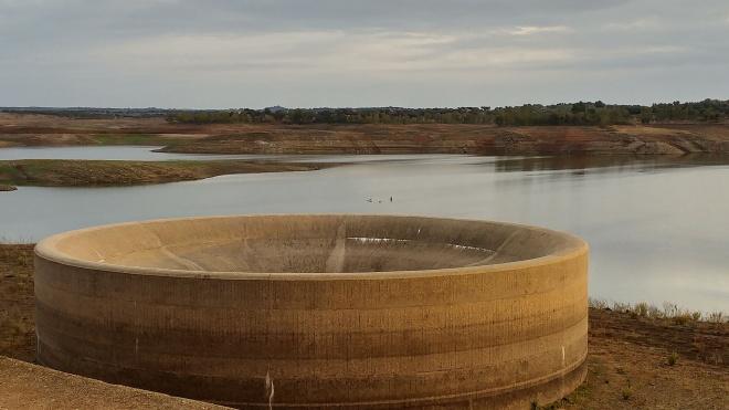 DRA do PCP exige medidas excecionais para a situação de seca que se vive