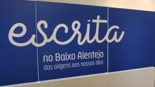 Beja recebe exposição sobre a história da escrita no Baixo Alentejo