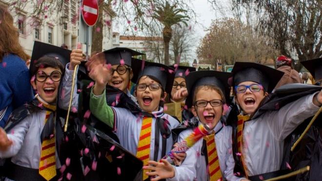 Carnaval das Escolas em Moura