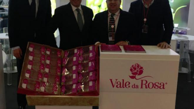 Vale da Rosa presente na Fruit Logistica em Berlim
