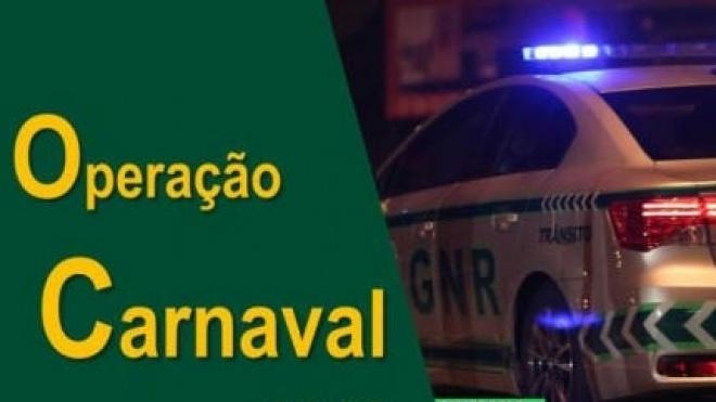 """GNR com Operação """"Carnaval 2018"""" no terreno"""