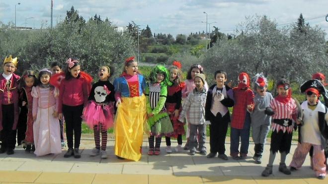 Vidigueira realiza hoje o tradicional Desfile de Carnaval