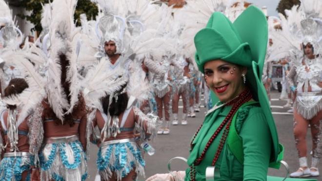 Cuba espera um dos maiores corsos carnavalescos da região