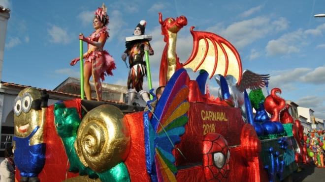 Em Cuba o Carnaval também se comemora neste fim de semana