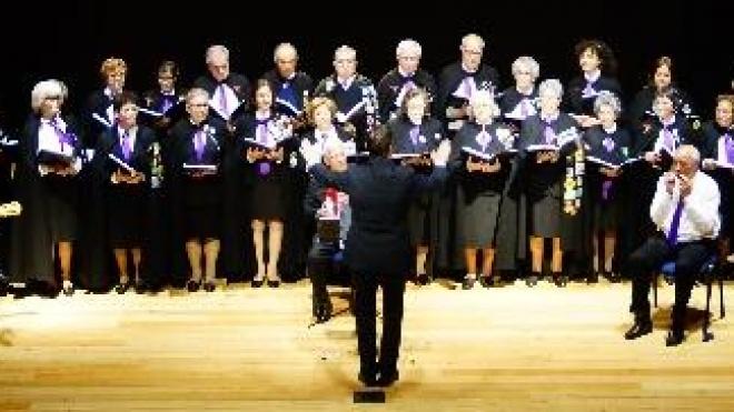 Cine Oriental recebe 4.º Encontro de Coros -Tunas