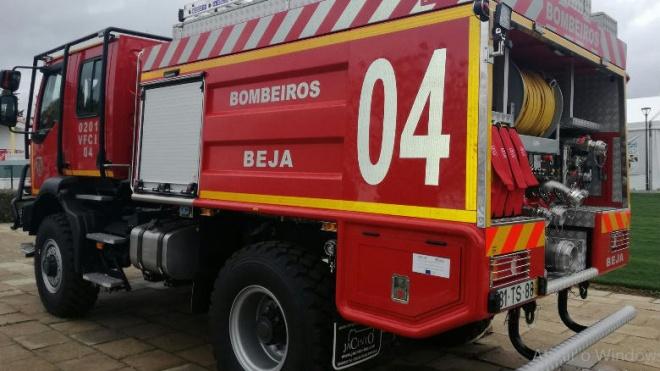 Beja tem novo veículo florestal de combate a incêndios