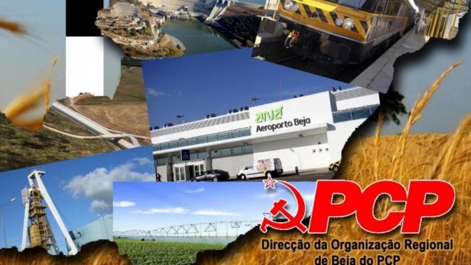 """PCP diz que """"OE para 2019 deixa de fora investimentos estruturantes"""""""