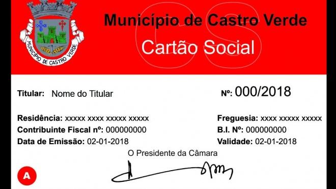 Castro Verde apoia famílias carenciadas