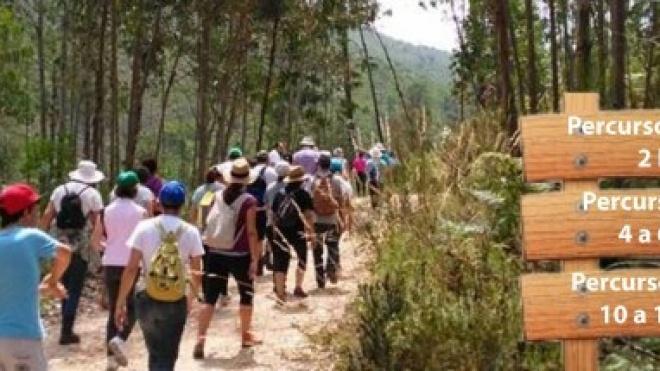 Caminhada Solidária para ajudar Bombeiros de Odemira