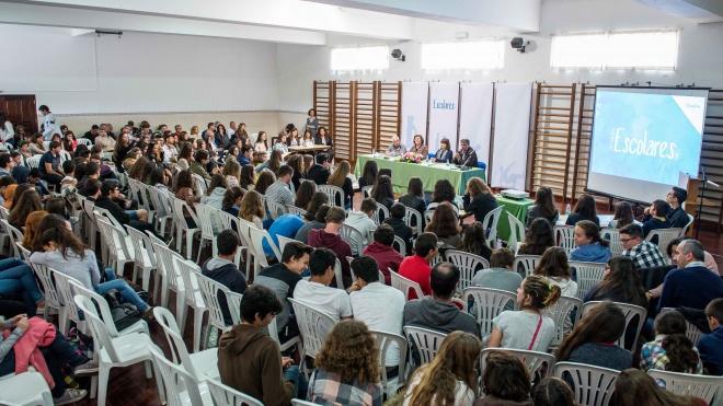 Sabóia recebe mil alunos nas Jornadas Escolares