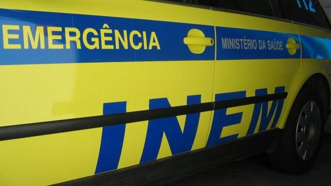 Despiste de carrinha com utentes do Centro de Dia de Baleizão faz 9 feridos
