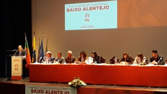 """Congresso Federativo do PS foi """"muito participado"""""""