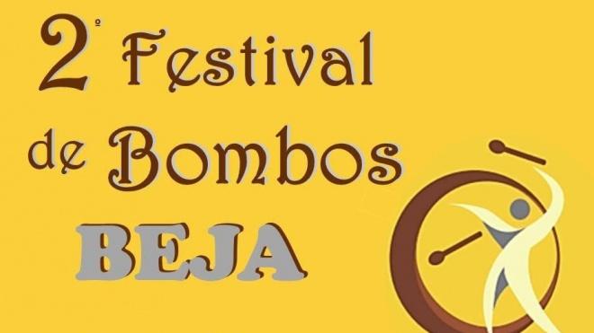 2º edição Festival de Bombos de Beja a 2 de junho
