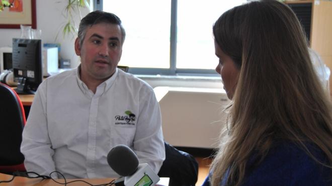 Rodrigo Duarte levou o Porco Alentejano para os EUA