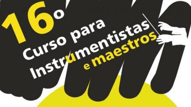 CRBA promove Curso de Instrumentistas e Maestros