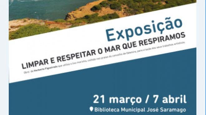 Exposição para apreciar em Odemira