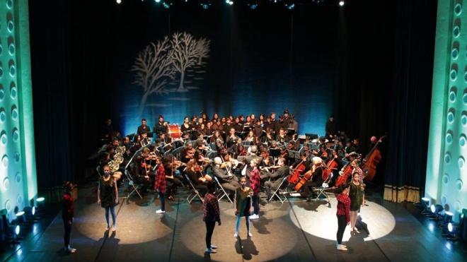 Concerto de encerramento do 16º Curso de Instrumentistas