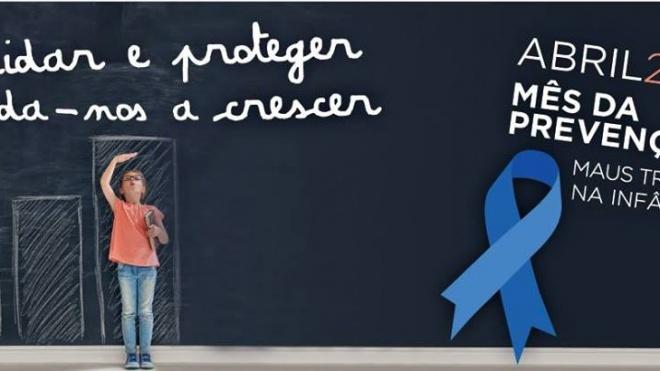 Beja assinala mês Internacional da Prevenção de Maus Tratos na Infância
