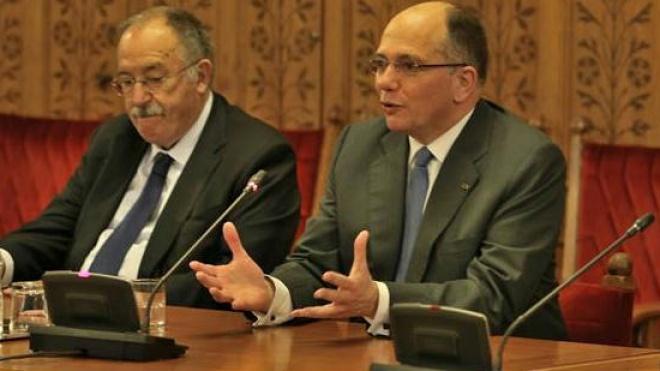 José António Falcão no ICOMOS