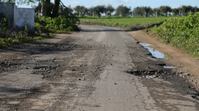 "Estrada Municipal Beringel – Peroguarda ""degradada e insegura"""