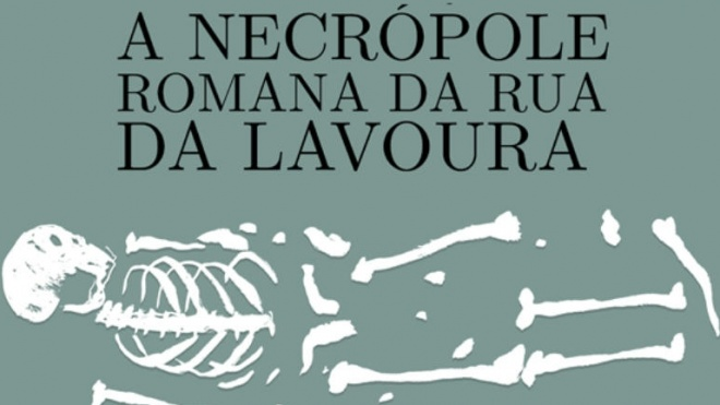 Conferência sobre a Necrópole romana da Rua da Lavoura