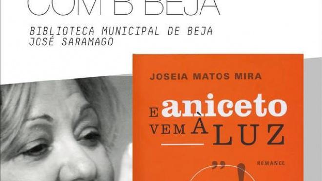 """Joseia Matos Mira nas """"Conversas com B de Beja"""""""