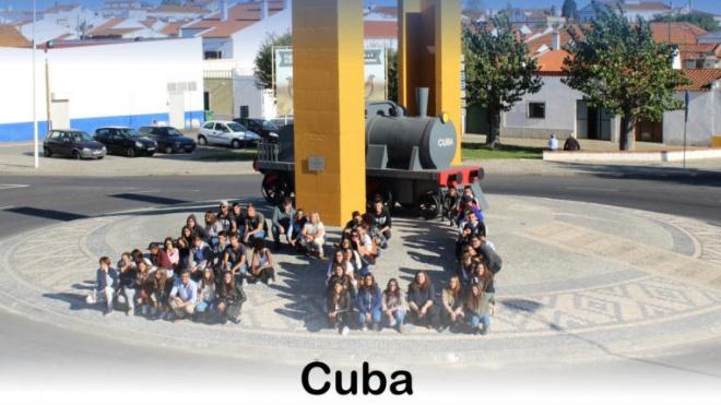 Escola Profissional de Cuba debate eleições europeias em 2019