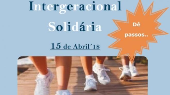 1ª Caminhada Intergeracional Solidária em Castro Verde