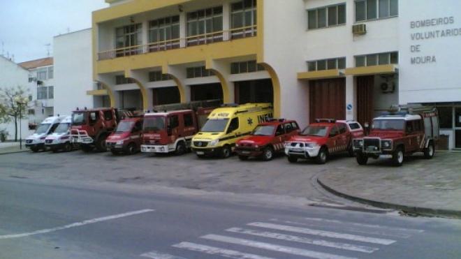 Exercício testa Plano Municipal de Emergência e Protecção Civil de Moura