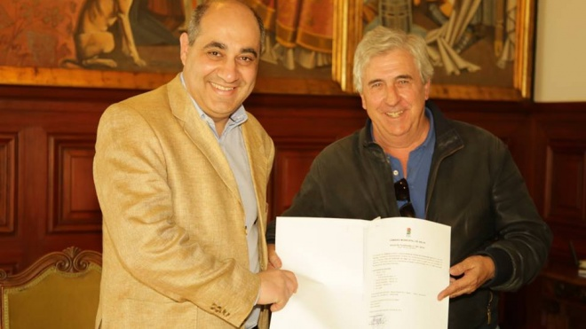 Município de Beja assina contrato com o Grupo Vila Galé