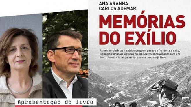 """""""Memórias do Exílio"""" apresentado em Beja"""