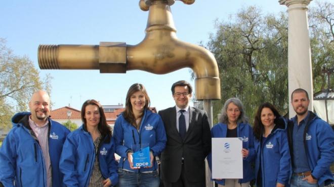 A EMAS venceu prémio de responsabilidade social corporativa
