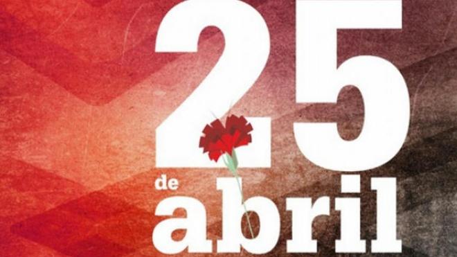 Hoje comemoram-se 45 anos da Revolução de Abril