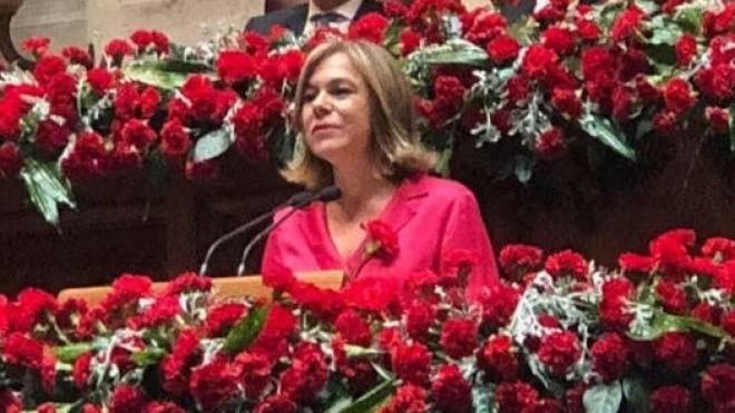 Deputada do PS Elza Pais está hoje em Beja