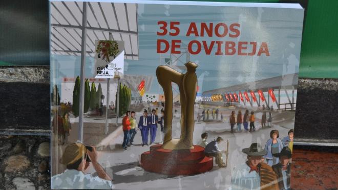 """35 anos comemorados pelos """"amigos da Ovibeja"""""""
