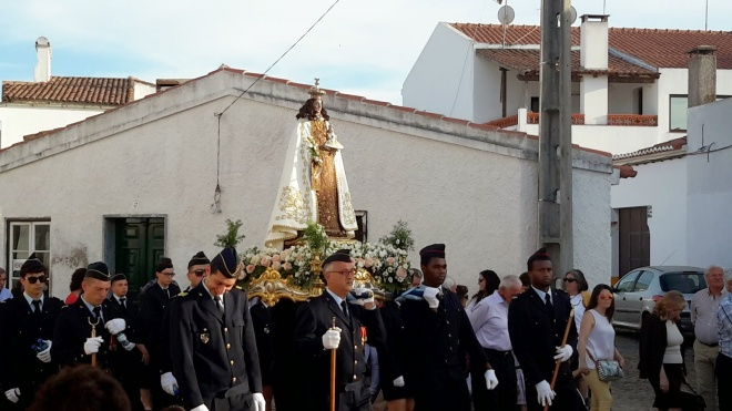 Festas em Honra de Nossa Senhora das Relíquias em Vidigueira