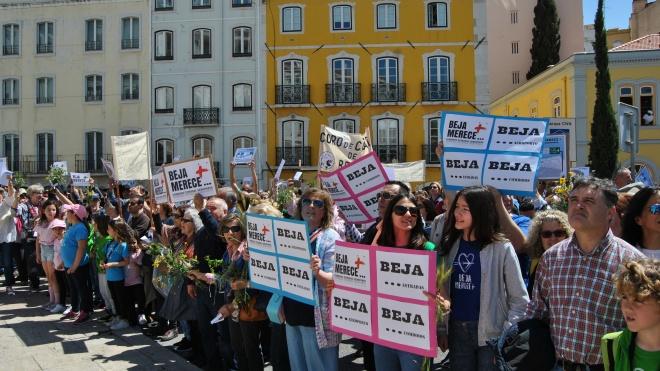 """Beja Merece+ vai a Bruxelas """"defender o futuro da região"""""""