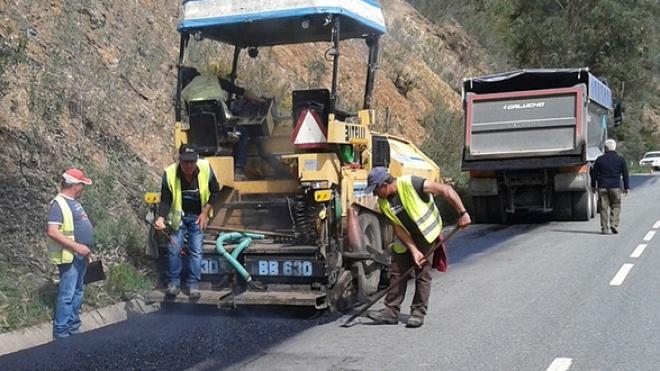 Odemira investe mais de 500 mil euros em obras na rede viária municipal
