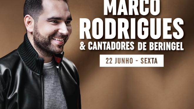 Fadista Marco Rodrigues promove showcase em Albernoa