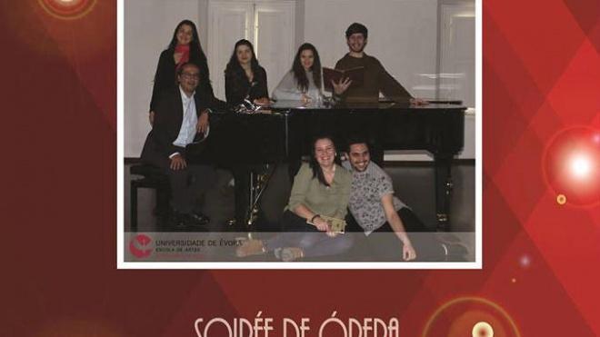 Soiré de Ópera no Pax Julia