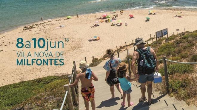 FEI~TUR em Vila Nova de Milfontes entre 8 e 10 de Junho