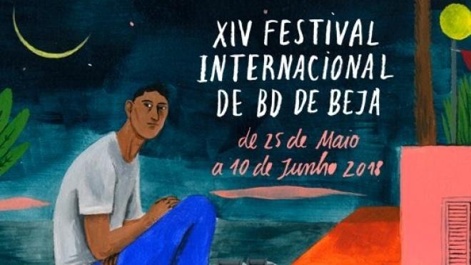 Beja recebe 2º dia do Festival Internacional de BD