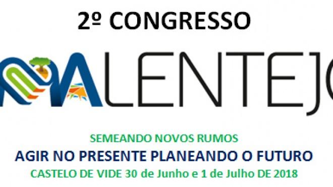 Já estão abertas inscrições para o 2º Congresso AMAlentejo